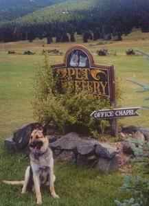 Pets at Evergreen Memorial Park